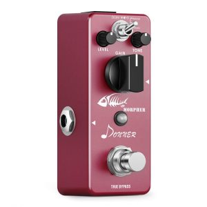 Donner Morpher Solo Effect Distortion Pedal True Bypass