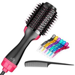 Enjoyee Hair Dryer Brush & Volumizer, Include 6pcs