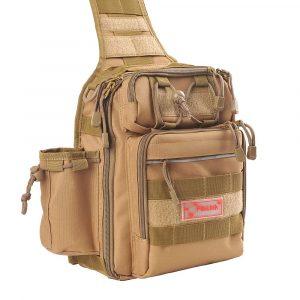 Fiblink Waterproof Single Shoulder Fishing Bag