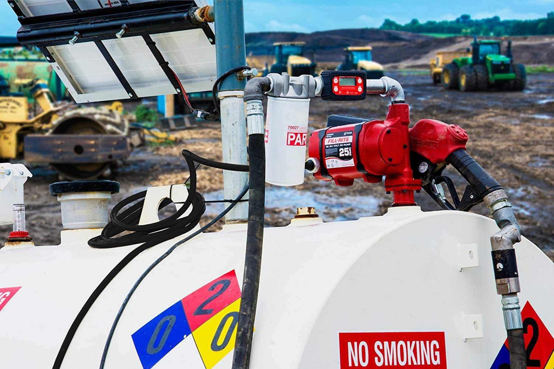 Best Fuel Transfer Pumps in 2020 Reviews
