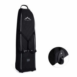 Himal Soft-Sided Heavy Duty 600D Golf Travel Bag