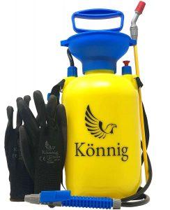 Könnig Lawn and Garden Sprayer 0.8 Gallon