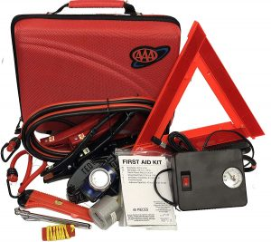 Lifeline 4365AAA 68 Piece AAA Destination Road First Aid Kit
