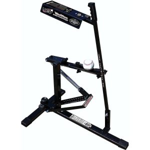Louisville Slugger Black Flame Pitching Machine