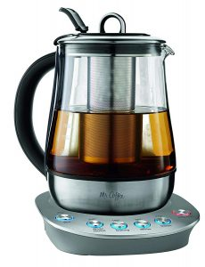 Mr. Coffee BVMC-HTKSS200 Kettle and Tea Maker