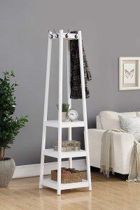 Roundhill Furniture Vassen Coat Rack