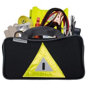 Secureguard-106 Pieces Roadside Emergency Kit