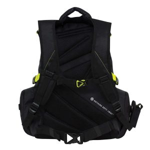 Spiderwire Fishing Backpack with 3 Utility Boxes