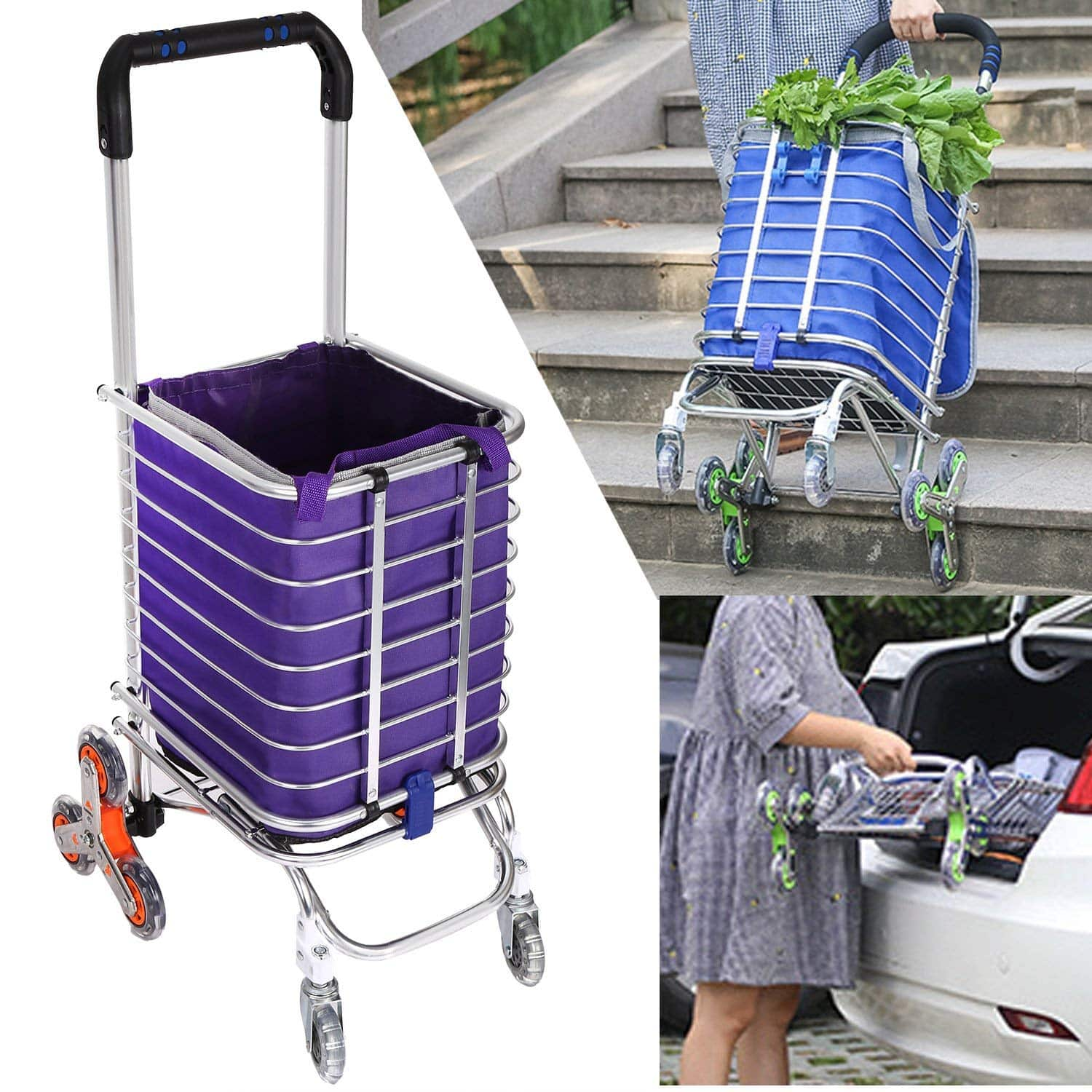 Top 10 Best Stair Climbing Carts in 2020 Reviews & Buyer's Guide