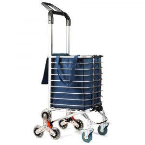 TUOMAN Folding and Lightweight Stair Climbing Cart