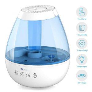 Tekjoy Cool Mist Humidifier