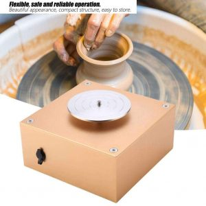 12V 1500RPM Pottery Wheel Machine