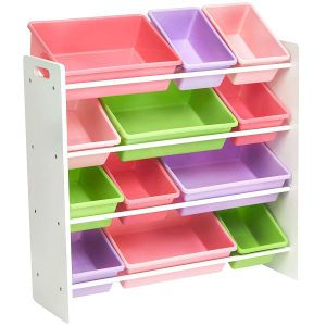 AmazonBasics Kids Toy Organizer