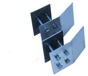 BMP ALUMINIUM LOADING RAMP END KIT