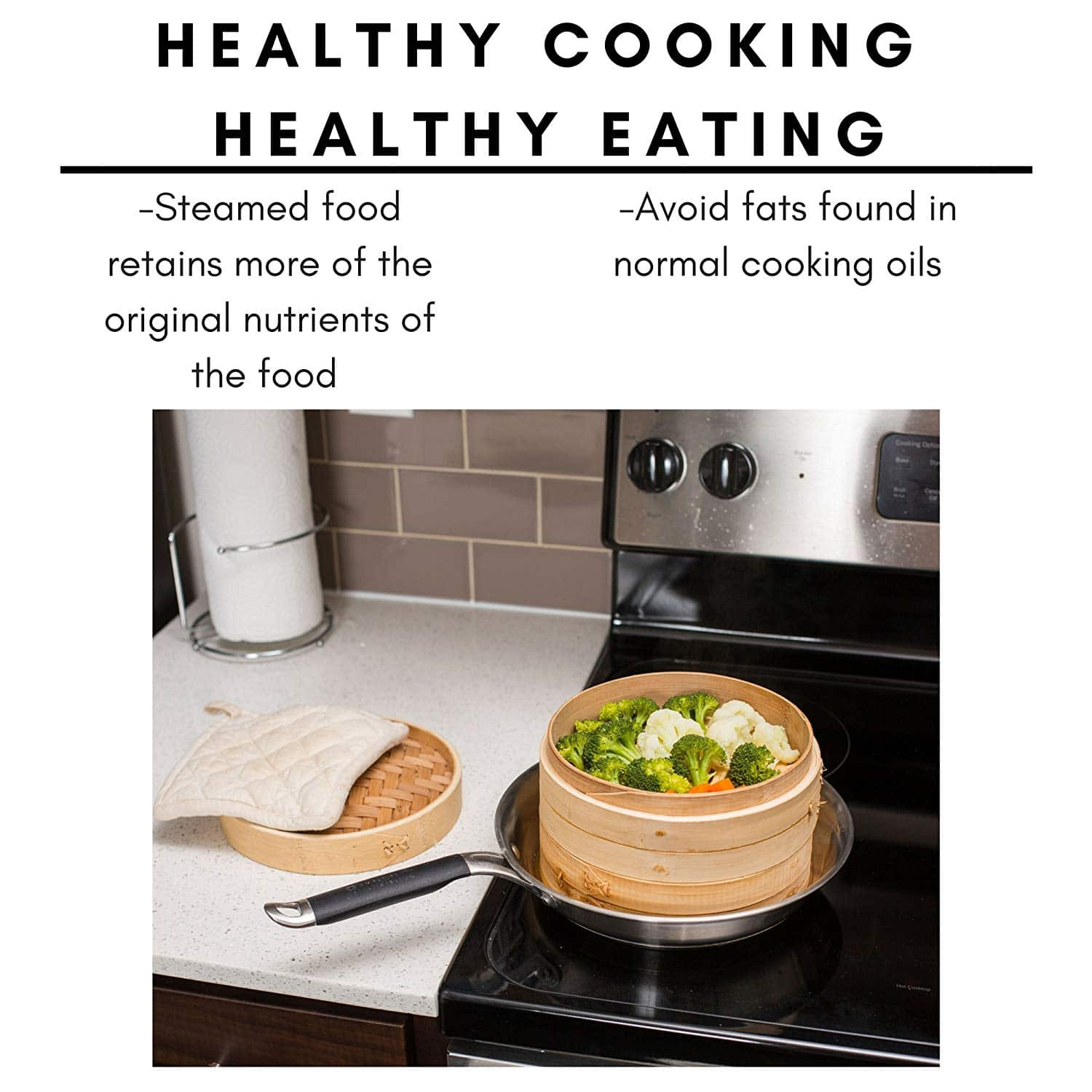 Top 10 Best Bamboo Steamers in 2020 Reviews & Buyer's Guide