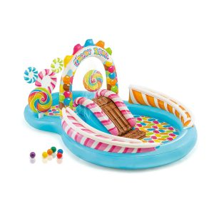 Candy Zone Inflatable Pool from Intex