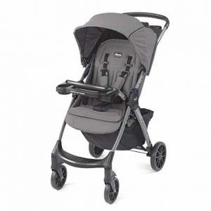 Chicco Mini Bravo Lightweight Stroller, Graphite