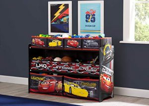Delta Children Deluxe Toy Organizer
