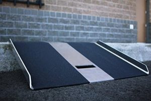 EZ-ACCESS Traverse Curb Plate