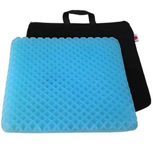 "FOMI Premium Firm 15"" x 15""All Gel Orthopedic Wheelchair Seat Cushion"