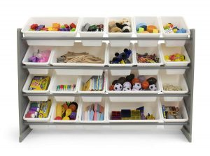 Humble Crew Extra-Large Kids Toy Organizer