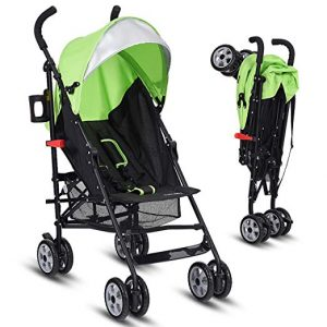 INFANS Lightweight Umbrella Stroller for Kids