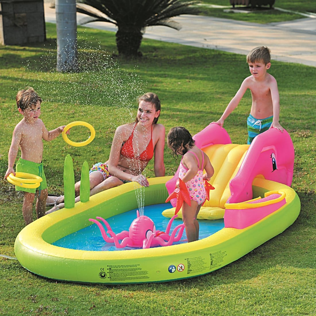 Top 10 Best Inflatable Pools in 2020 Reviews | Buyer's Guide