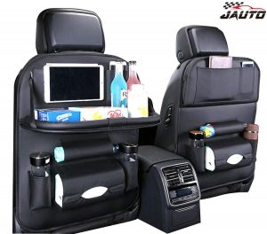 JAUTO Car Back Seat Organizer