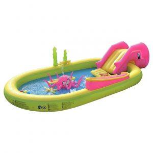 Jilong Giant Sea Animal Inflatable Pool