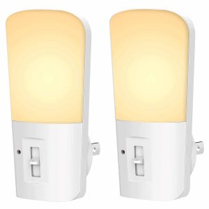LOHAS Dimmable Night Light, 2 Pack