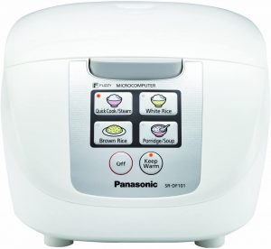 Panasonic 10 Cup (Uncooked) Rice Cooker with Fuzzy Logic
