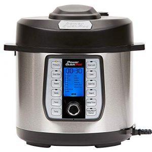 Power Quick Programmable Pressure Cooker