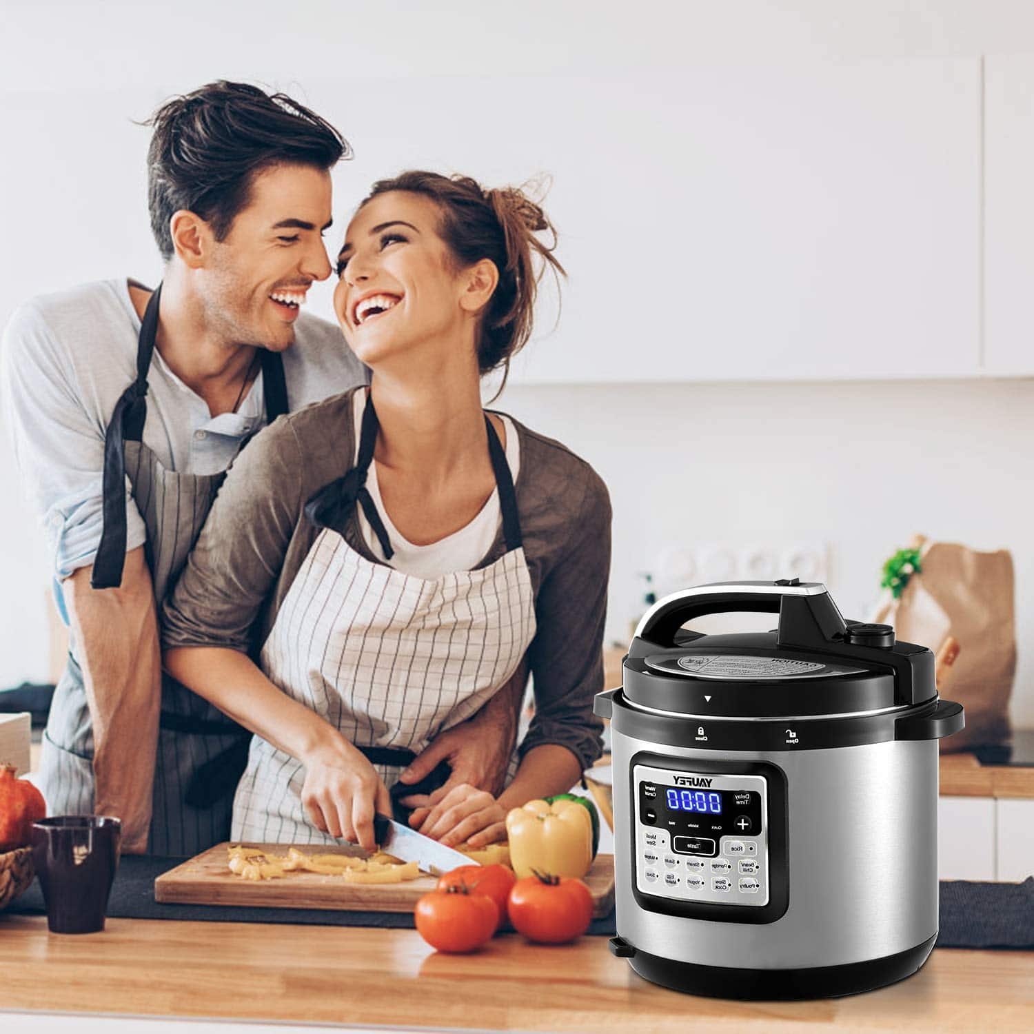 Top 10 Best Programmable Pressure Cookers in 2020 Reviews