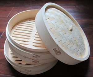 Signature Chef Bamboo Steamer