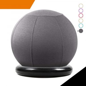 Sport Shiny Balance Ball Chair Junior