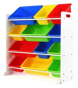 Tot Tutors Kids' Toy Storage Organizer