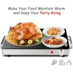Best Warming Trays In 2019 Reviews | Buyer's Guide