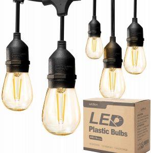 Addlon Decorative LED Outdoor String Lights