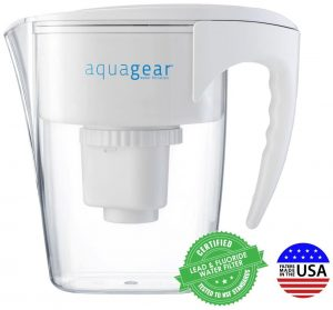 Aquagear Alkaline Clear Water Filter