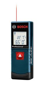 Bosch GLM 20 65' Laser Tape Measure