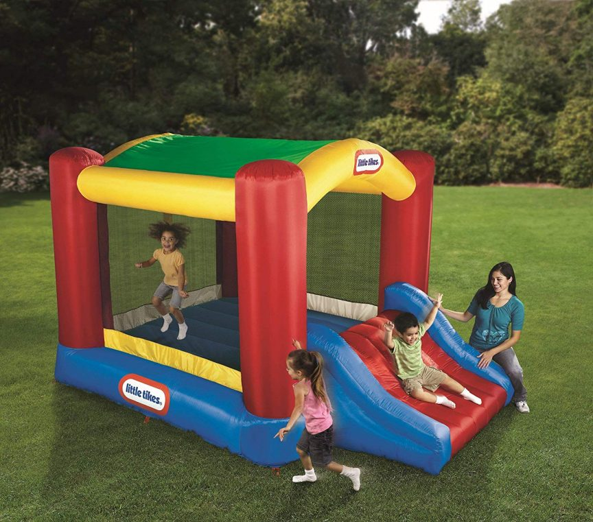 Bounce Houses with Blower