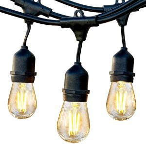 Brightech Ambience LED Outdoor String Lights