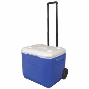 Coleman 60 Quart Wheeled Cooler