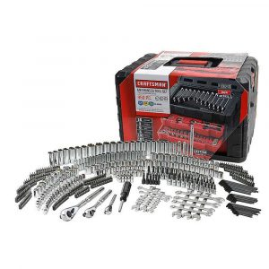 Craftsman Mechanic's 450-Piece Tool Set