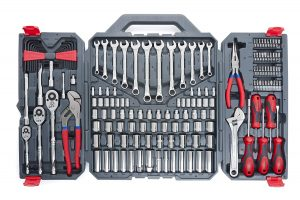 Crescent CTK170CMP2 170-Piece Mechanics Tool Set