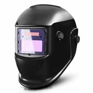 DEKOPRO Auto Darkening Solar Welding Helmet