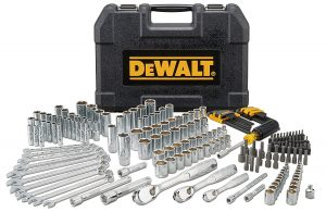 DEWALT 205Pc DWMT81534 Mechanics Tool Set