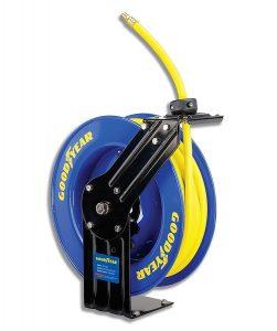 Goodyear L815153G Retractable Air Hose Wheel, Max. 300PSI