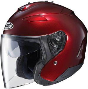 HJC Helmets 874-265 Open-Face Motorcycle Helmet