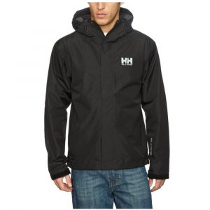 Helly Hansen Men's Seven J Windproof Waterproof Rain Jacket